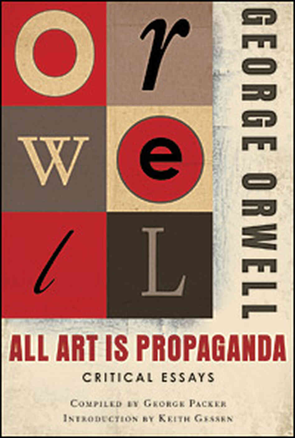 george orwell a collection of critical essays