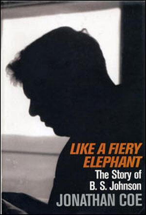 Cover of 'Like a Fiery Elephant'