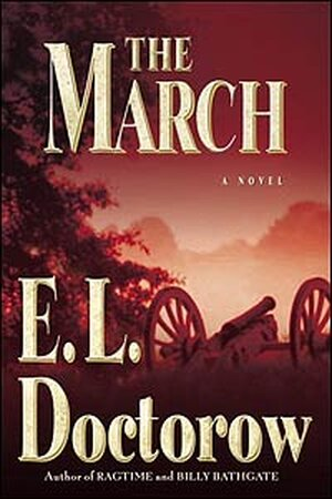 'The March' book cover