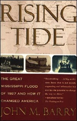 Cover of John M. Barry's book 'Rising Tide'