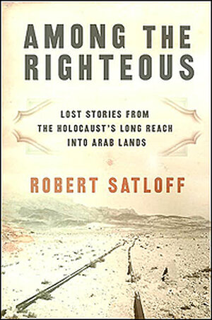 Cover of 'Among the Righteous'