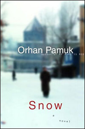 Cover of Orhan Pamuk's 'Snow'