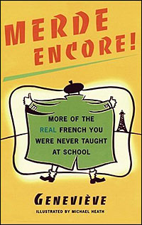 'Merde Encore' cover