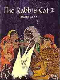 Rabbi's Cat Cover