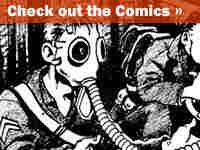 Willie & Joe, comics