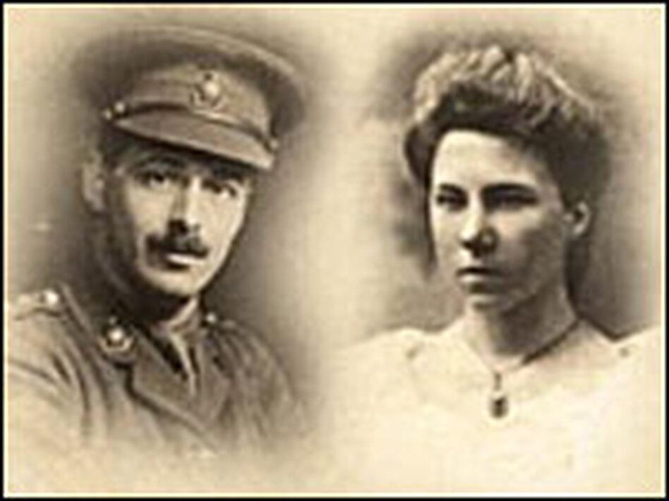 Dorris Lessing imagines alternate lives for her parents (pictured above) in <em>Alfred & Emily</em>.
