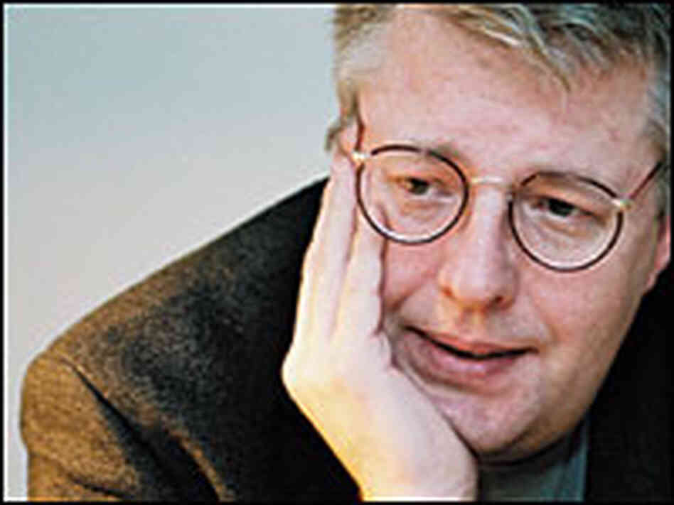 Author Stieg Larsson