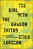"Cover of Stieg Larsson's ""The Girl With The Dragon Tattoo"""