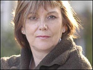 Author Kate Atkinson