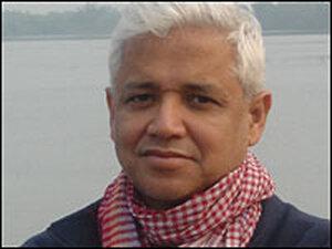 Author Amitav Ghosh