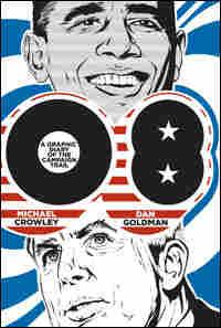 '08' campaign, book cover