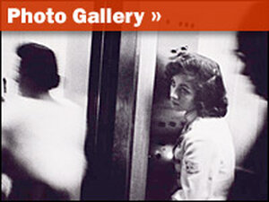 Gallery of Robert Frank images from 'The Americans'