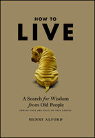 'How To Live' cover