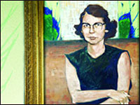 Primary image: Flannery: A Life of Flannery O'Connor
