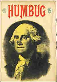 'Humbug' magazine cover