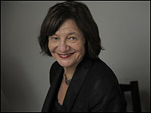 Author Eva Hoffman