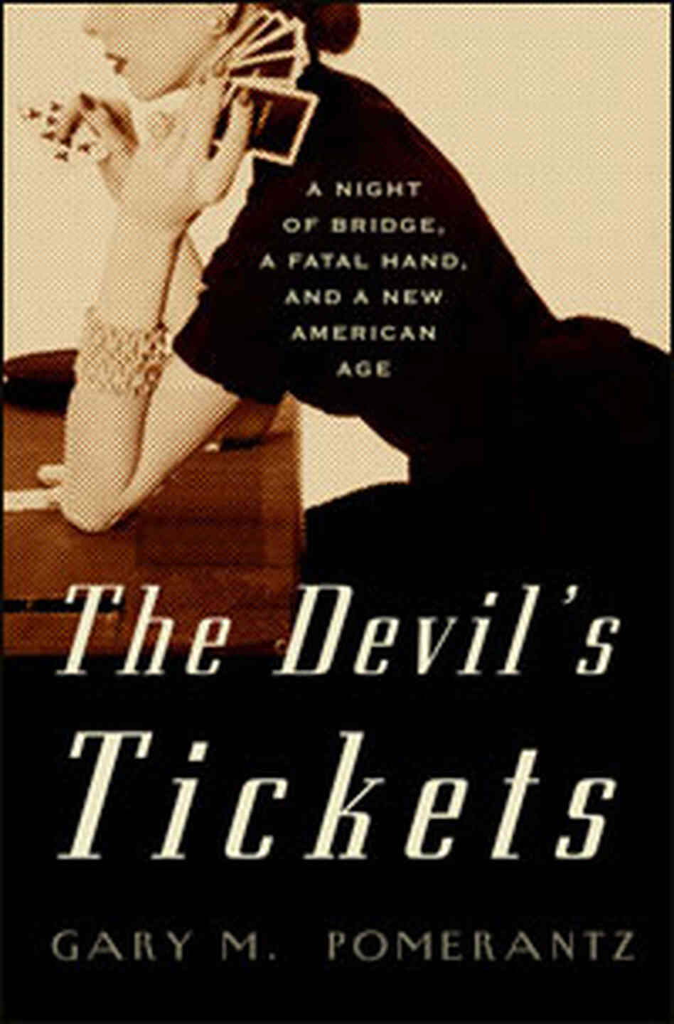 'The Devil's Tickets' cover