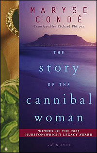 Book Cover: The Story of the Cannibal Woman