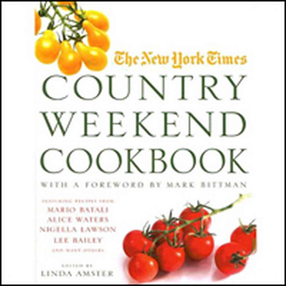 New York Times Country Weekend Cookbook