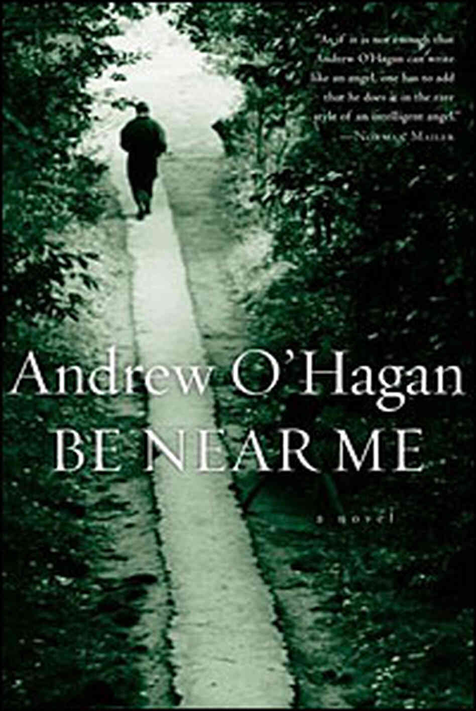 Book Cover: 'Be Near Me'