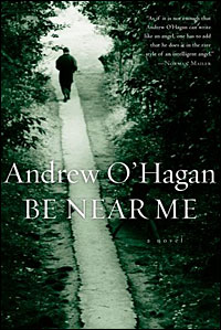 'Be Near Me' book cover