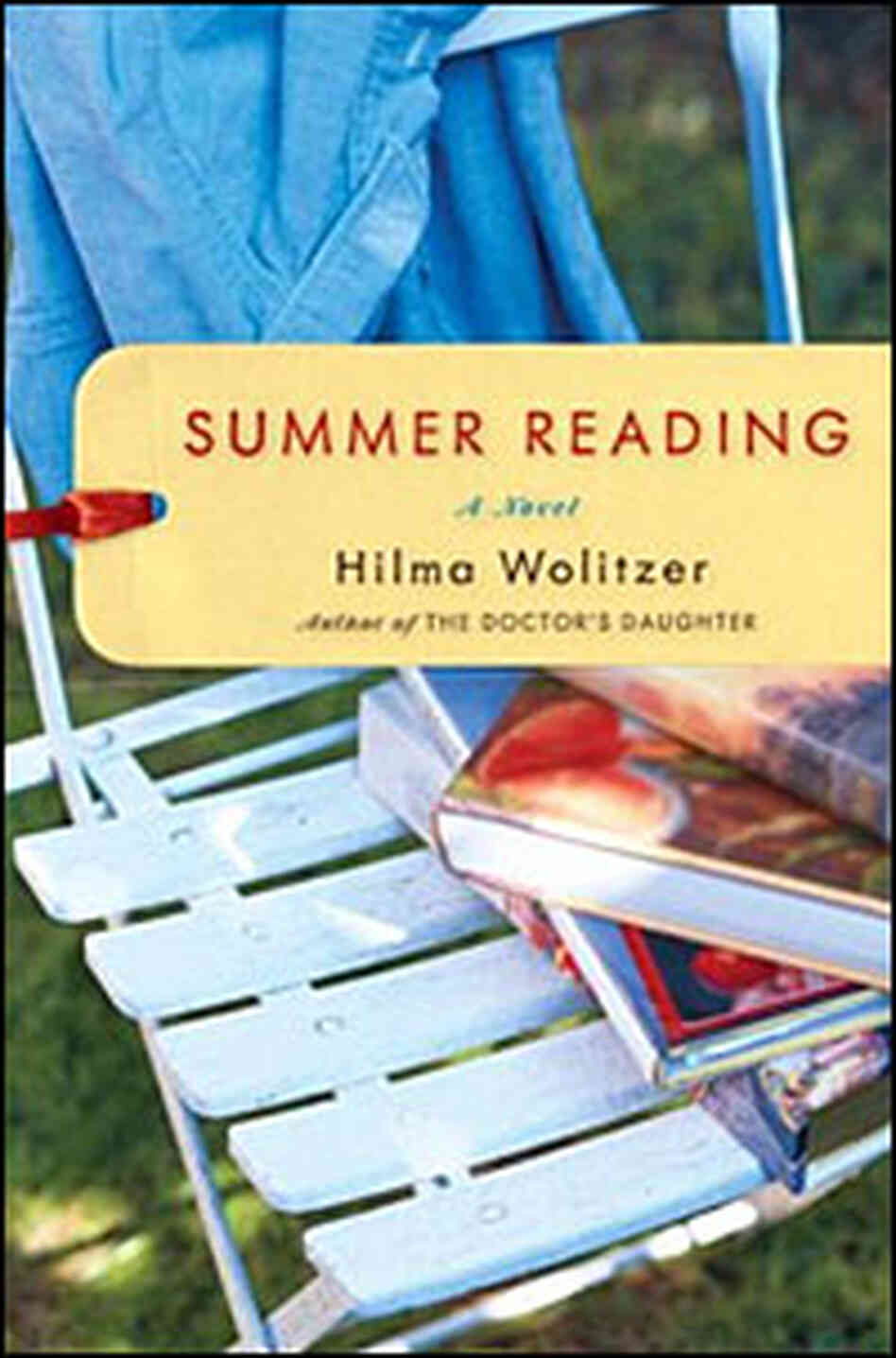 'Summer Reading' book cover