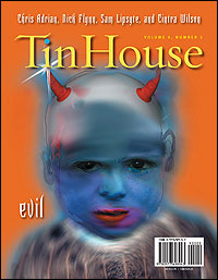 Tin House: Evil Book Cover