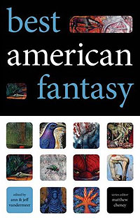 Book Cover: Best American Fantasy
