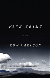 Book Cover: Five Skies