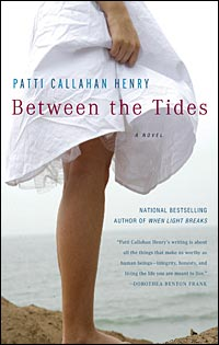 Between the Tides: Book Cover