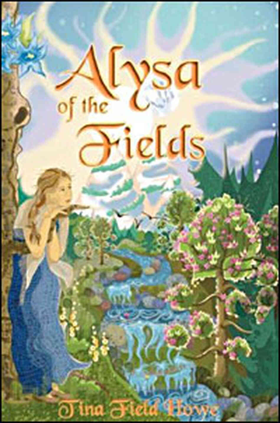 Cover Image: 'Alysa of the Fields'
