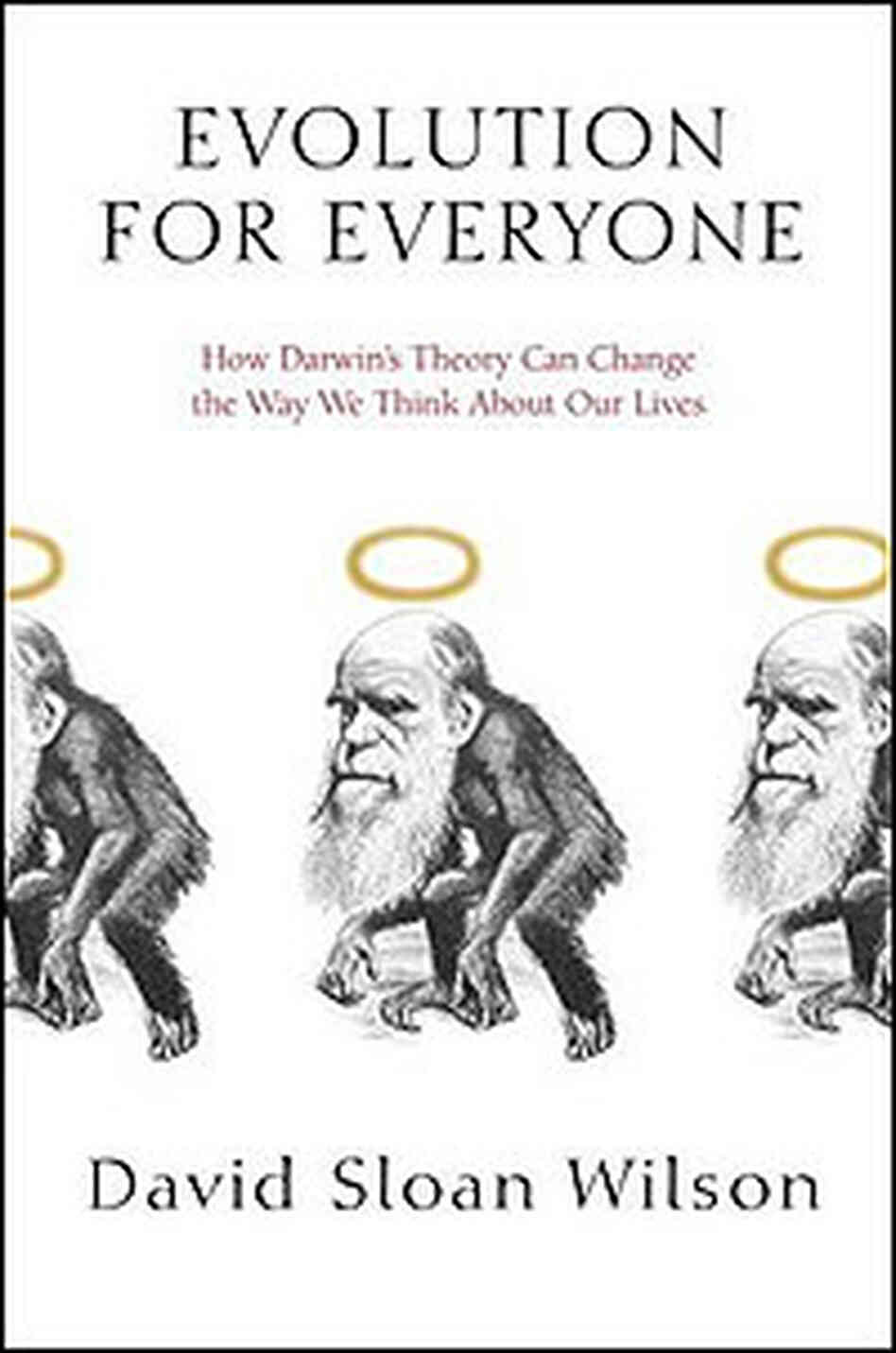 Cover Image: 'Evolution for Everyone'