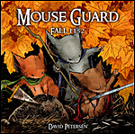 Mouse Guard HC