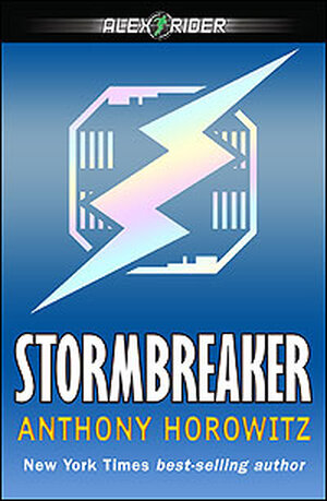 Cover Image: Stormbreaker