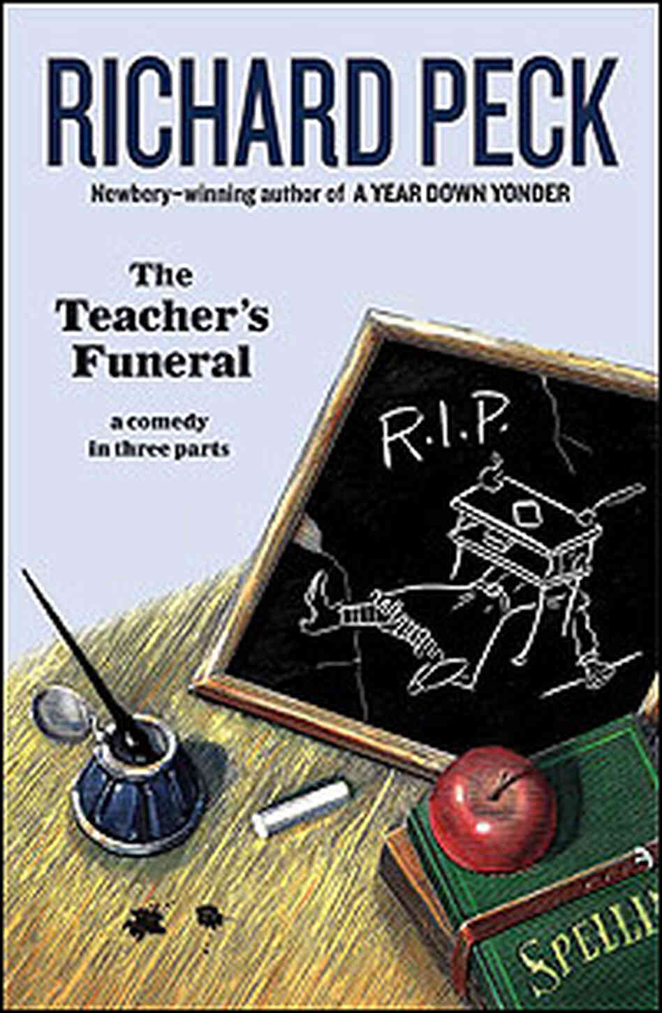 Cover Image: The Teacher's Funeral