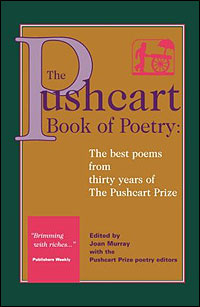 Book Cover: Pushcart Book of Poetry