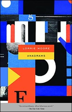 Book Cover: Anagrams