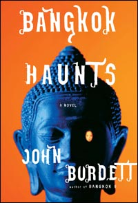 Book Cover: Bangkok Haunts