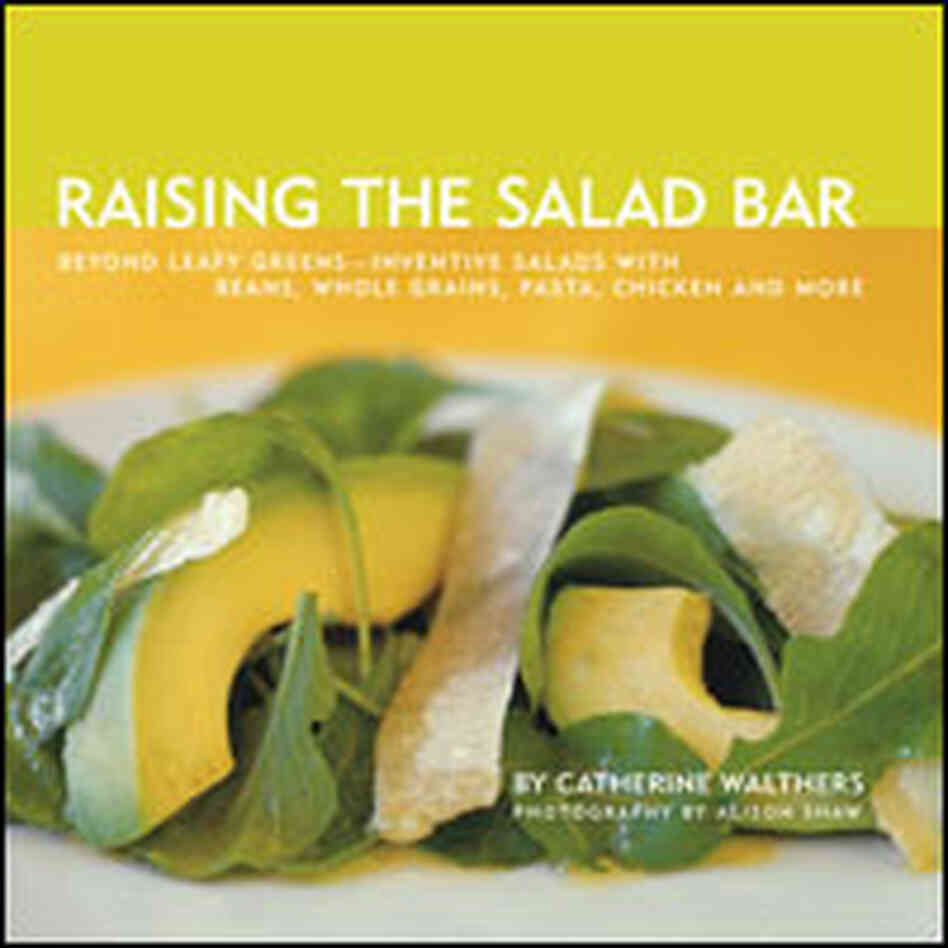 'Raising the Salad Bar' cover