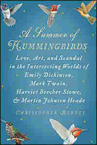 'A Summer of Hummingbirds' cover