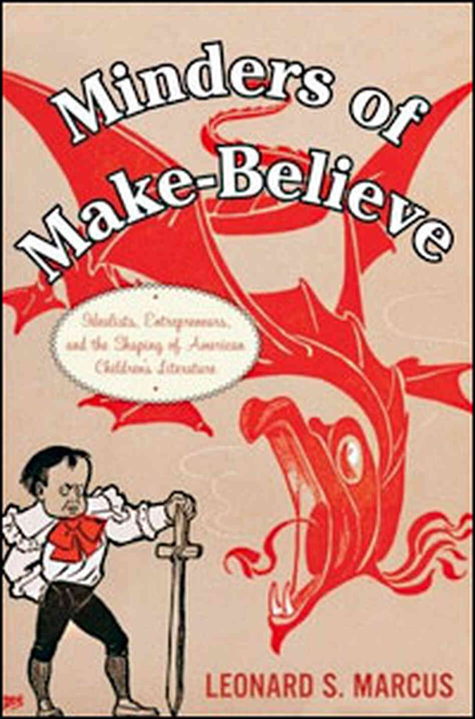 Minders of Make Believe Book Cover