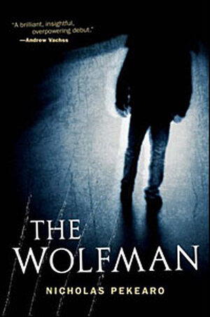 'The Wolfman' cover