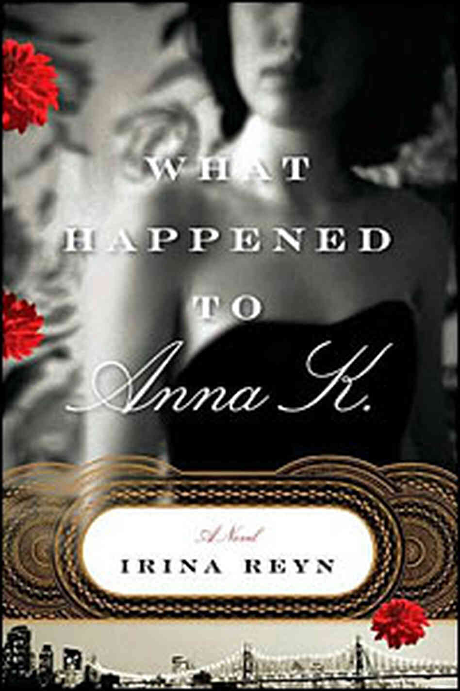 'What Happened to Anna K.' cover