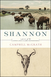 Cover: 'Shannon: A Poem of the Lewis and Clark Expedition'