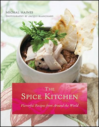 'The Spice Kitchen' cover