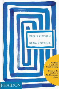 'Vefa's Kitchen' cover