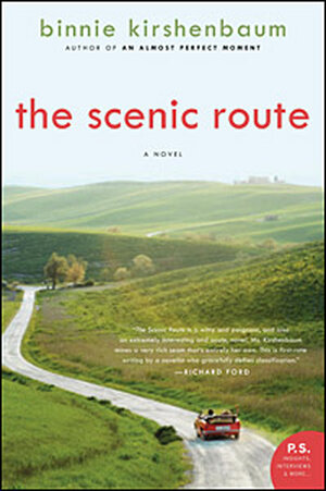 Cover: The Scenic Route