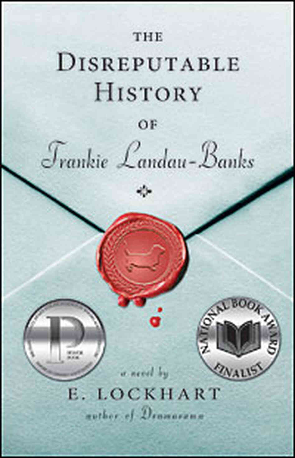Cover: 'The Disreputable History of Frankie Landau-Banks'