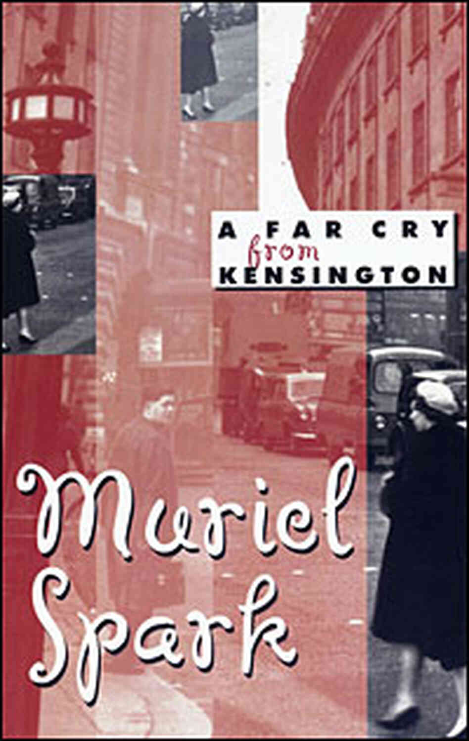 Cover: 'A Far Cry from Kensington'