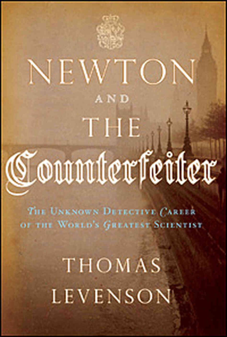 'Newton And The Counterfeiter' Cover